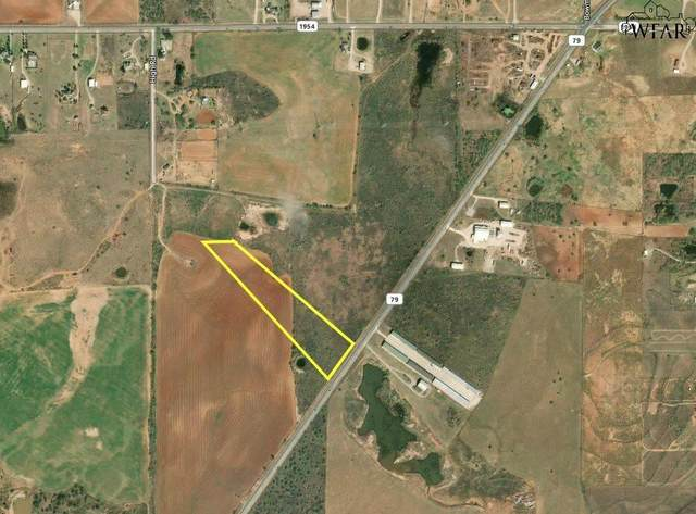 Lot 10 Hwy 79, Holliday, TX 76366 (MLS #158055) :: Bishop Realtor Group