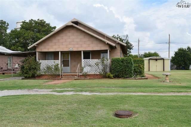207 E Glisson Avenue, Electra, TX 76360 (MLS #158065) :: Bishop Realtor Group
