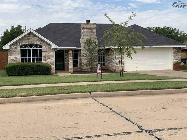 2214 Sandcastle Road, Wichita Falls, TX 76306 (MLS #158066) :: Bishop Realtor Group