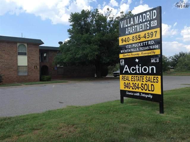1721 Puckett Road, Wichita Falls, TX 76306 (MLS #158072) :: Bishop Realtor Group
