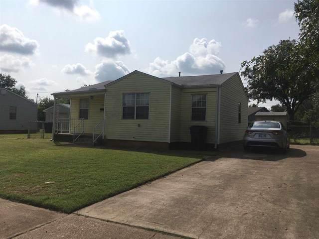 1101 Roosevelt Street, Wichita Falls, TX 76301 (MLS #158085) :: Bishop Realtor Group