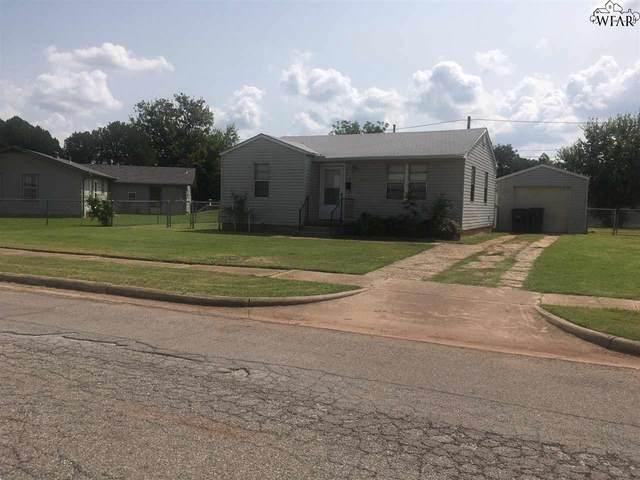 1103 Roosevelt Street, Wichita Falls, TX 76301 (MLS #158086) :: Bishop Realtor Group