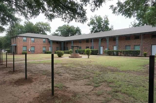 1801 Rose Street, Wichita Falls, TX 76301 (MLS #158089) :: Bishop Realtor Group