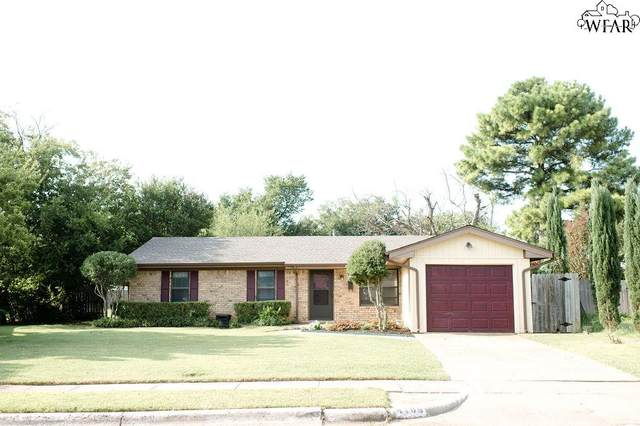 4105 Thomas Avenue, Wichita Falls, TX 76308 (MLS #158096) :: WichitaFallsHomeFinder.com