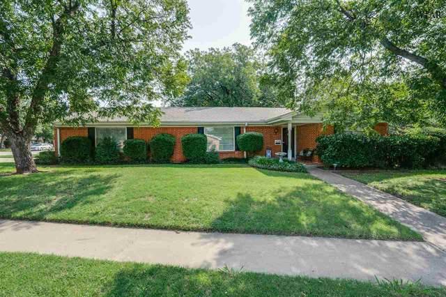 4531 Dunbarton Drive, Wichita Falls, TX 76302 (MLS #158097) :: WichitaFallsHomeFinder.com