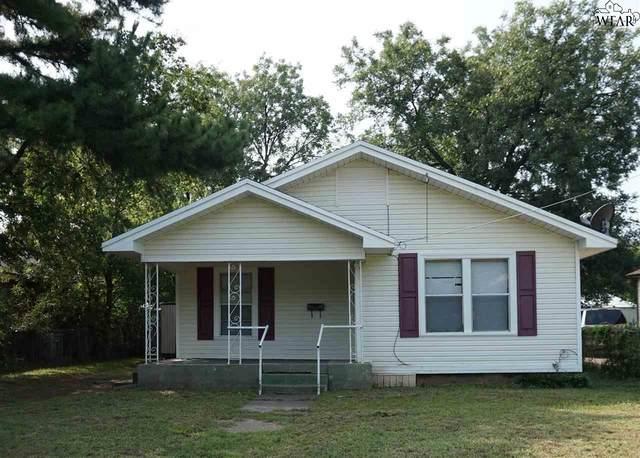 1517 Blonde Street, Wichita Falls, TX 76301 (MLS #158104) :: WichitaFallsHomeFinder.com