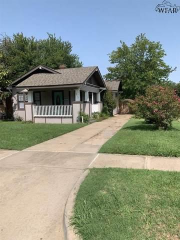 2912 10TH STREET, Wichita Falls, TX 76309 (MLS #158105) :: WichitaFallsHomeFinder.com