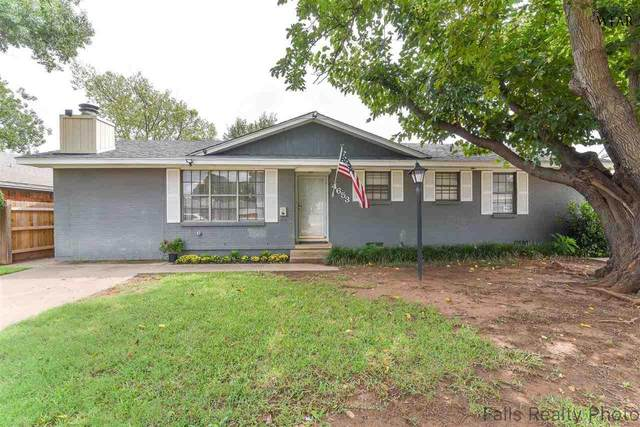 4653 Brookdale Drive, Wichita Falls, TX 76310 (MLS #158111) :: WichitaFallsHomeFinder.com