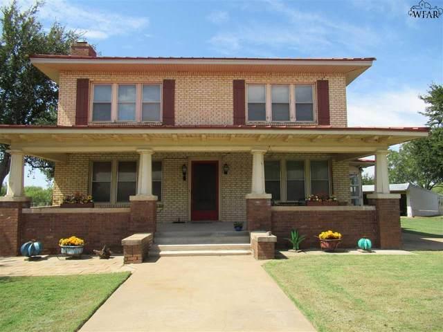 697 Ferguson Road, Holliday, TX 76366 (MLS #158114) :: Bishop Realtor Group