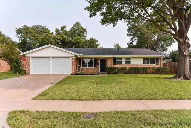 4102 Berwick Drive, Wichita Falls, TX 76309 (MLS #158115) :: WichitaFallsHomeFinder.com