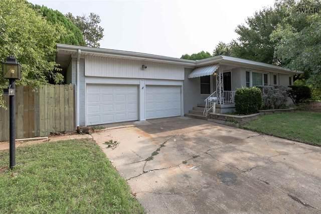 4214 Rivercrest Drive, Wichita Falls, TX 76309 (MLS #158117) :: Bishop Realtor Group