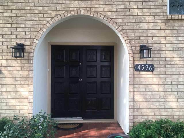 4596 Mistletoe Drive, Wichita Falls, TX 76310 (MLS #158118) :: WichitaFallsHomeFinder.com