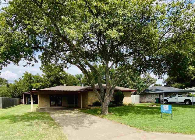 725 Dana Street, Burkburnett, TX 76354 (MLS #158122) :: Bishop Realtor Group