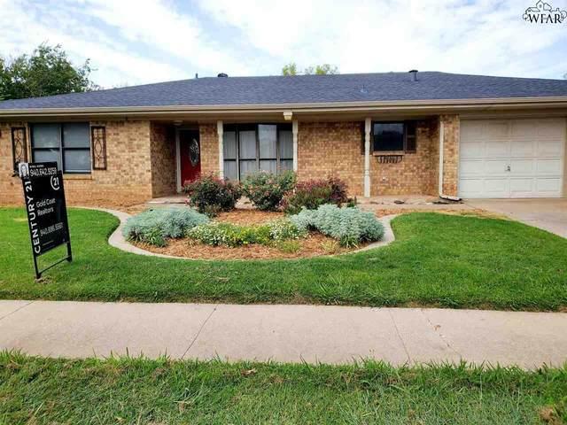 5804 Greentree Avenue, Wichita Falls, TX 76306 (MLS #158126) :: WichitaFallsHomeFinder.com