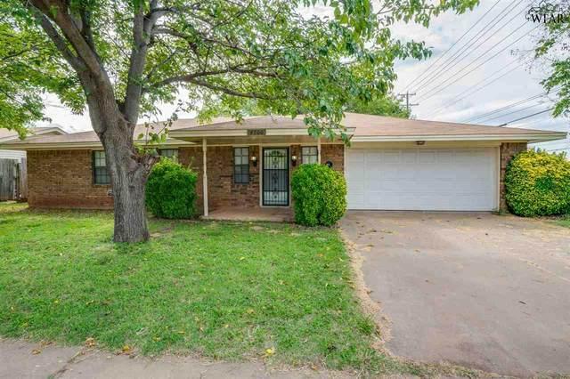 4700 Cape Cod Drive, Wichita Falls, TX 76310 (MLS #158135) :: WichitaFallsHomeFinder.com