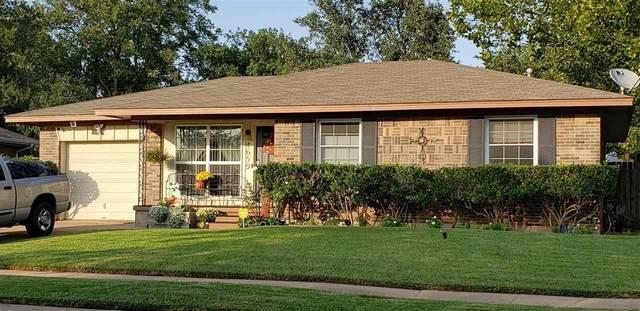 4659 Woodlawn Drive, Wichita Falls, TX 76308 (MLS #158140) :: WichitaFallsHomeFinder.com
