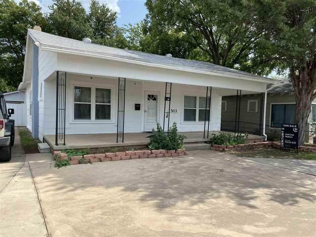 1303 Kemp Boulevard, Wichita Falls, TX 76309 (MLS #158144) :: Bishop Realtor Group