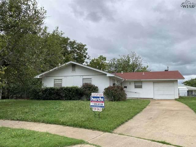 1612 Grayfox Place, Wichita Falls, TX 76306 (MLS #158145) :: WichitaFallsHomeFinder.com