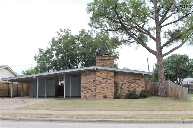 4809 Del Rio Trail, Wichita Falls, TX 76310 (MLS #158151) :: WichitaFallsHomeFinder.com