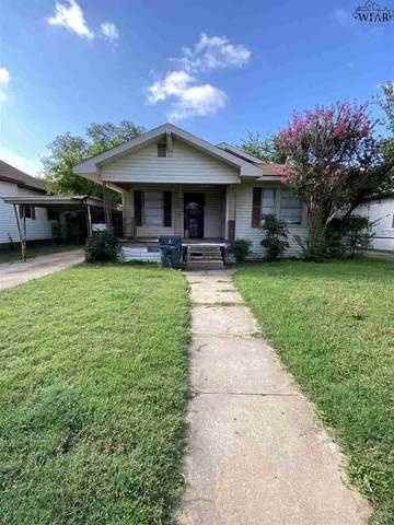 1909 7TH STREET, Wichita Falls, TX 76301 (MLS #158155) :: WichitaFallsHomeFinder.com