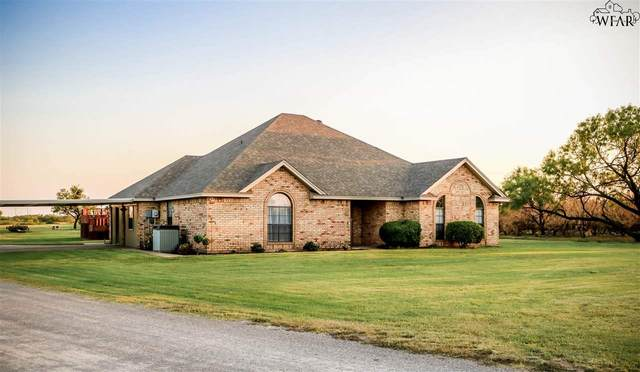 507 Ray Road, Holliday, TX 76366 (MLS #158156) :: Bishop Realtor Group