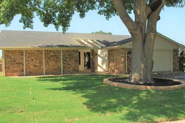1612 Ridgemont Drive, Wichita Falls, TX 76309 (MLS #158159) :: WichitaFallsHomeFinder.com