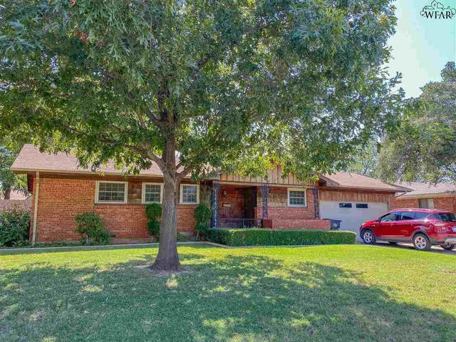 4807 Lake Park Drive, Wichita Falls, TX 76302 (MLS #158161) :: Bishop Realtor Group
