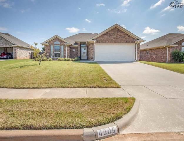 4805 Libby Drive, Wichita Falls, TX 76310 (MLS #158163) :: WichitaFallsHomeFinder.com