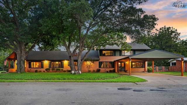 1105 W Bloodworth Street, Olney, TX 76374 (MLS #158166) :: Bishop Realtor Group