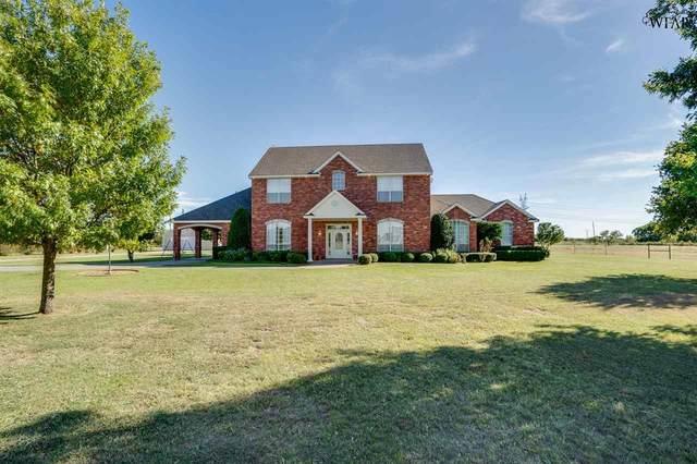 17881 Fm 1954, Wichita Falls, TX 76310 (MLS #158220) :: WichitaFallsHomeFinder.com