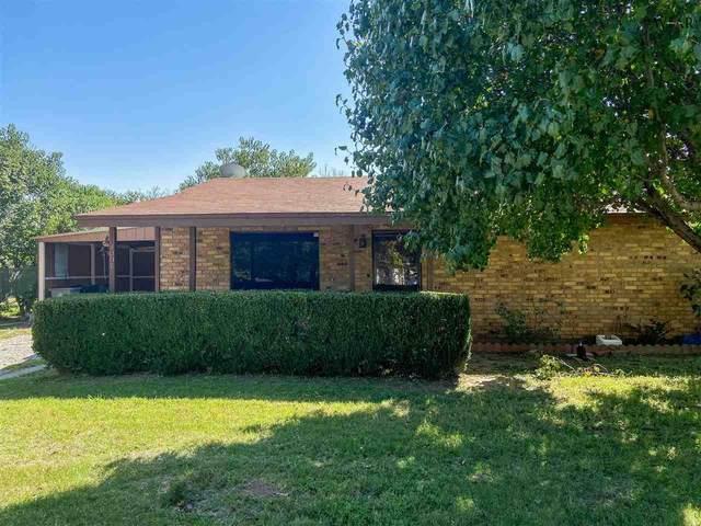 3007 Spearman Lane, Wichita Falls, TX 76306 (MLS #158233) :: Bishop Realtor Group