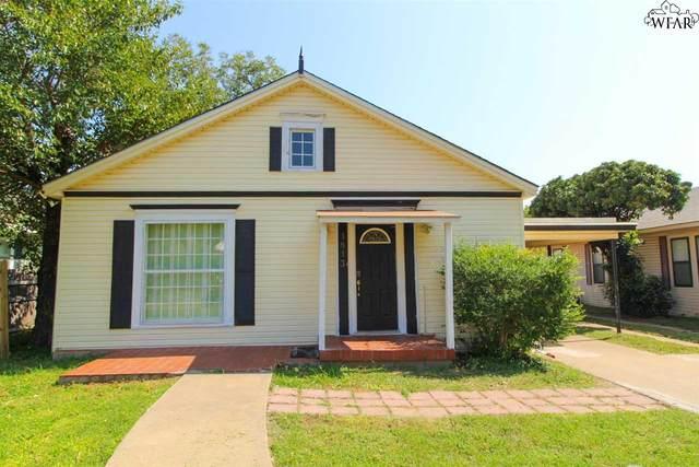 1813 Tilden Street, Wichita Falls, TX 76309 (MLS #158249) :: Bishop Realtor Group
