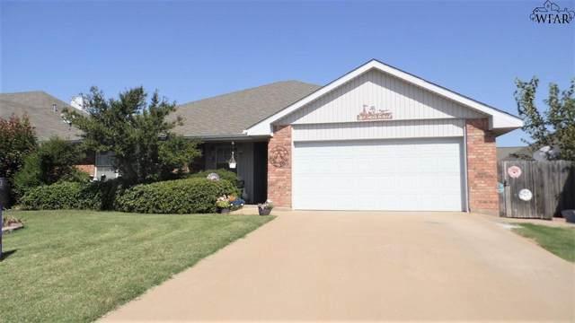 16 Cherokee Trail, Iowa Park, TX 76367 (MLS #158267) :: Bishop Realtor Group
