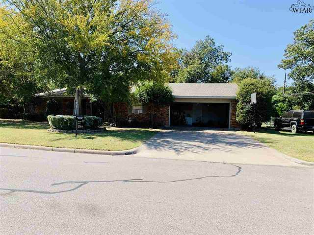 1020 Jan Lee Drive, Burkburnett, TX 76354 (MLS #158271) :: Bishop Realtor Group