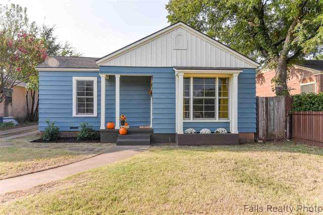 3007 9TH STREET, Wichita Falls, TX 76301 (MLS #158275) :: WichitaFallsHomeFinder.com