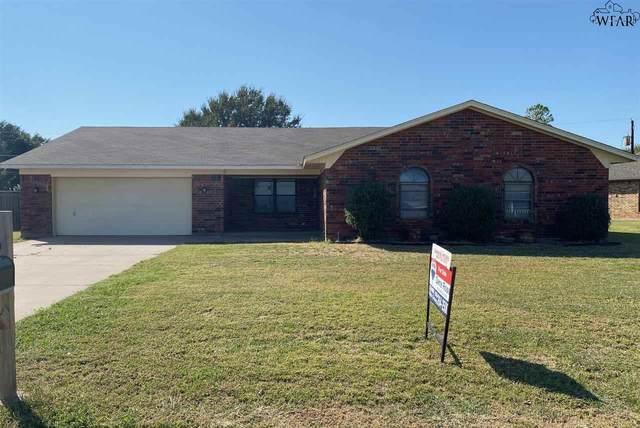 1418 Sioux Lane, Burkburnett, TX 76354 (MLS #158278) :: Bishop Realtor Group