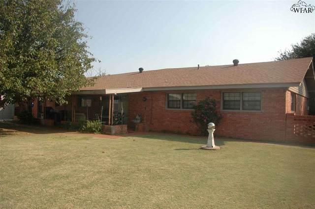 509 West Avenue, Electra, TX 76360 (MLS #158283) :: Bishop Realtor Group