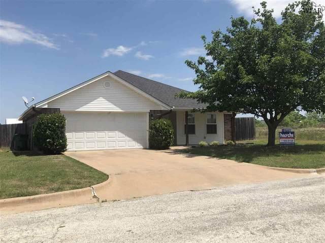 1438 Chuck Wagon Trail, Henrietta, TX 76365 (MLS #158287) :: Bishop Realtor Group