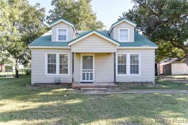212 N Prairie Street, Petrolia, TX 76377 (MLS #158293) :: Bishop Realtor Group