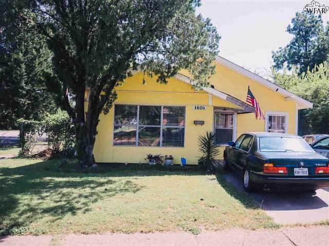 1601 13TH STREET, Wichita Falls, TX 76301 (MLS #158303) :: Bishop Realtor Group