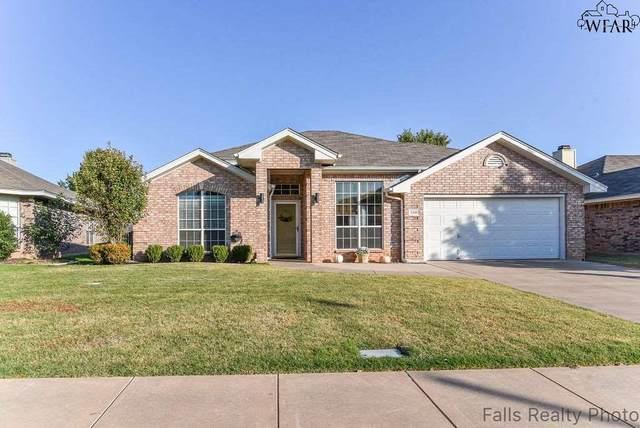 5310 Pepperbush Drive, Wichita Falls, TX 76310 (MLS #158305) :: Bishop Realtor Group