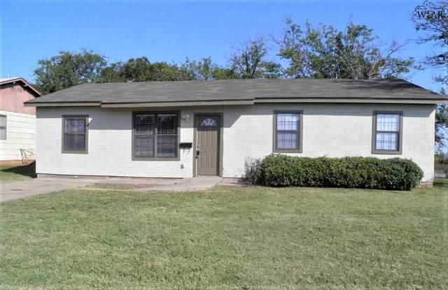 124 Dundee Drive, Wichita Falls, TX 76302 (MLS #158306) :: Bishop Realtor Group