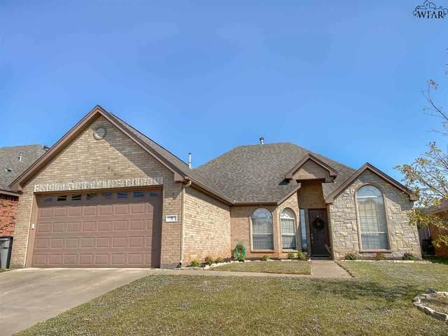 3 Prairie Lace Court, Wichita Falls, TX 76310 (MLS #158317) :: Bishop Realtor Group
