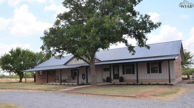 971 E Hwy 258, Holliday, TX 76366 (MLS #158337) :: Bishop Realtor Group