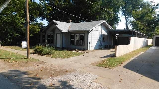 314 Ellis Street, Burkburnett, TX 76354 (MLS #158348) :: Bishop Realtor Group