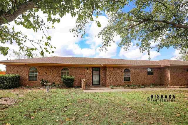 1000 Arthur Street, Burkburnett, TX 76354 (MLS #158358) :: Bishop Realtor Group