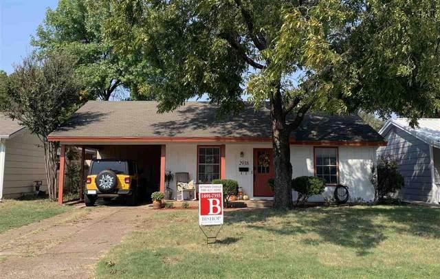 2938 Cunningham Drive, Wichita Falls, TX 76308 (MLS #158361) :: Bishop Realtor Group