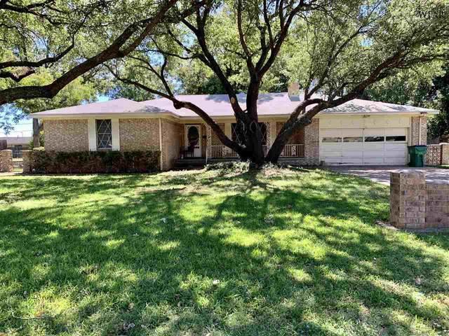 702 Sycamore Drive, Burkburnett, TX 76354 (MLS #158376) :: Bishop Realtor Group