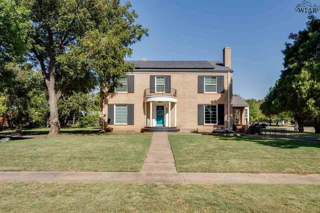 200 W Alameda Street, Iowa Park, TX 76367 (MLS #158378) :: Bishop Realtor Group