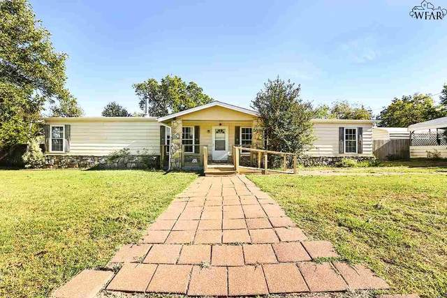 605 Lowrie Street, Bowie, TX 76230 (MLS #158381) :: Bishop Realtor Group